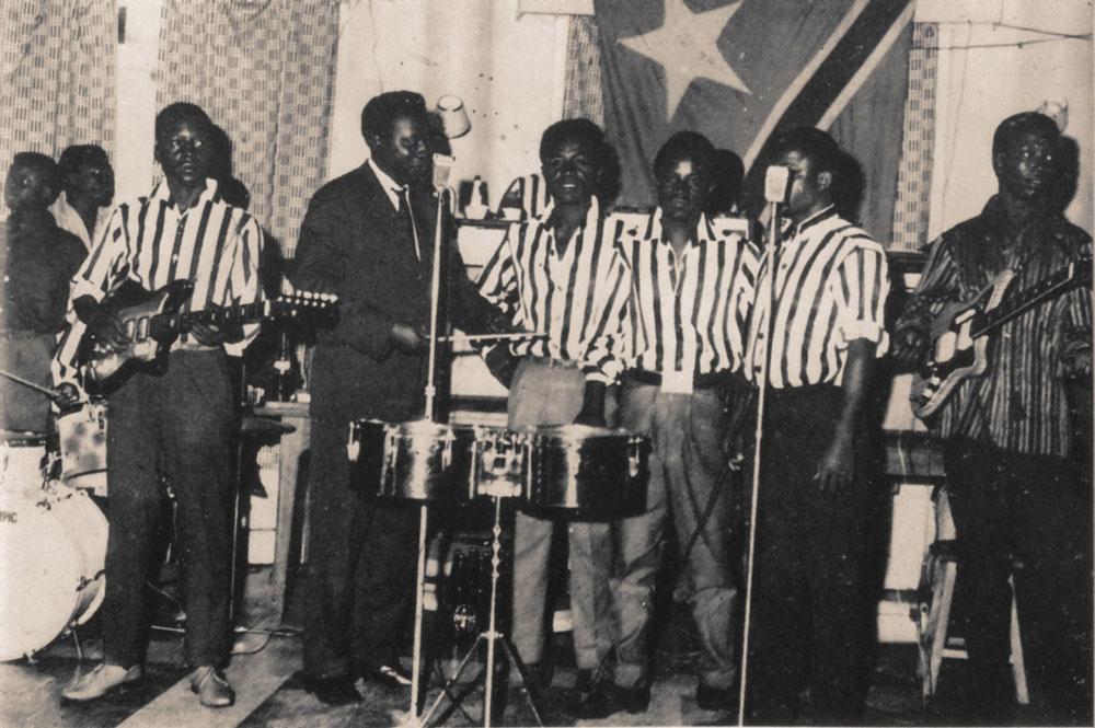 African Jazz in Nederland
